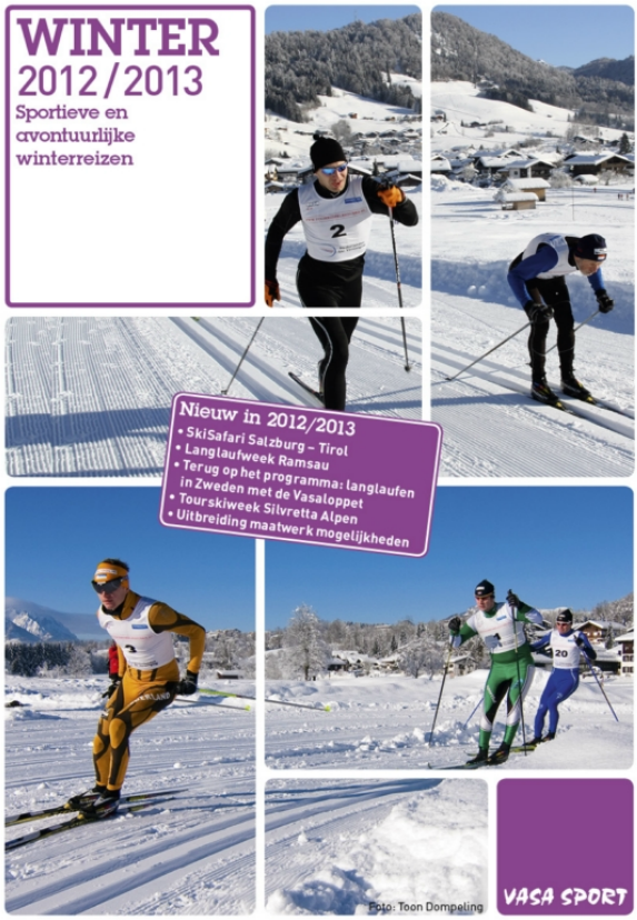 Vasasport folder 2012/2013